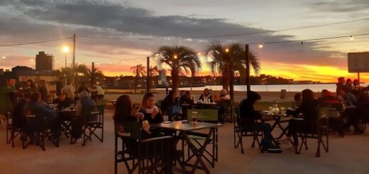 Restaurantes, bares y heladerías de Posadas trabajarán en horario extendido este fin de semana