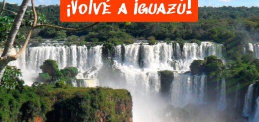 """Lanzaron el atractivo concurso """"Volvé a Iguazú!"""", con estadía gratis en un hotel temático para cuando finalice la cuarentena"""