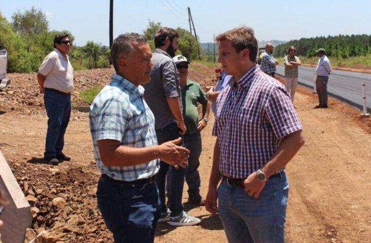 """""""Buscaremos que Misiones reciba más inversiones para obras de infraestructura vial"""", señaló Rodolfo Handrujovicz, nuevo delegado de Vialidad en Misiones"""