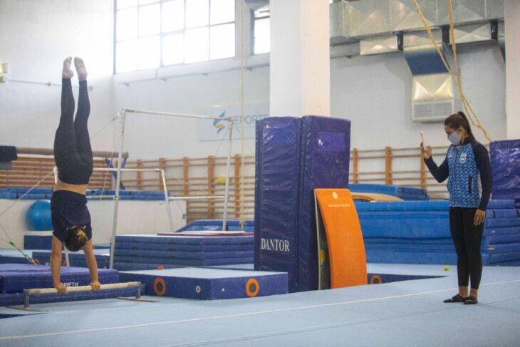 Deportistas olímpicos argentinos regresaron a los entrenamientos en el CeNARD
