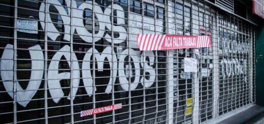 Coronavirus: 40 mil comercios cerraron definitivamente en todo el país durante la cuarentena