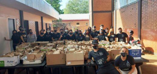 Día de la Bandera: la Indu Solidaria reparte 50 mil empanadas en Posadas