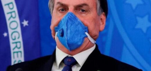 Coronavirus: la Bolsa de San Pablo se viene abajo por el test positivo de Bolsonaro