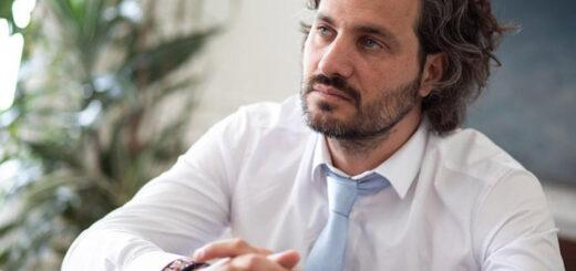 Santiago Cafiero se reunió con productores teatrales y musicales para analizar medidas