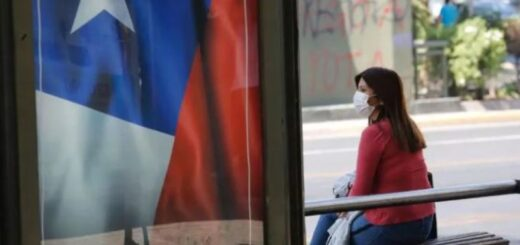 Coronavirus: Chile actualizó el número de muertos y son más de 7.000 en todo el país