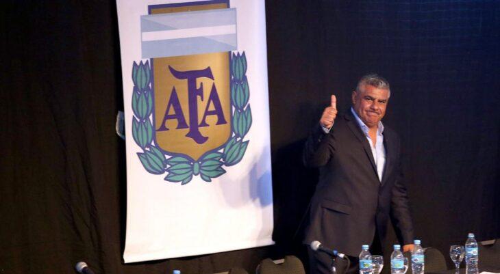 Chiqui Tapia confirmó cuándo volverán los entrenamientos en el fútbol argentino