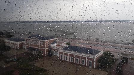 Martes con lluvias y tormentas de variada intensidad en Misiones