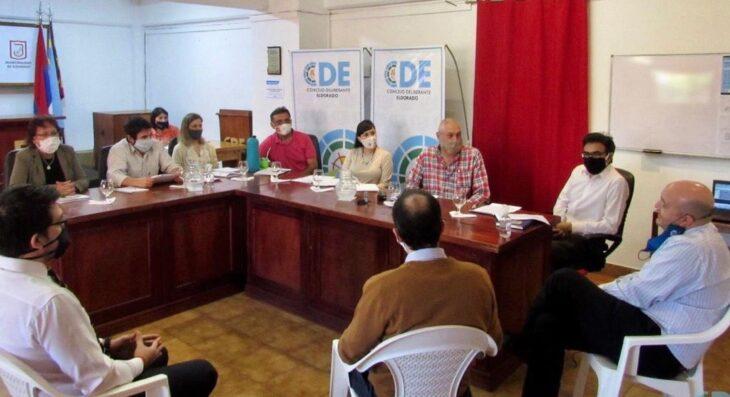 Eldorado: concejales aprobaron Balance Municipal 2019 y se reunieron con el Secretario de Hacienda