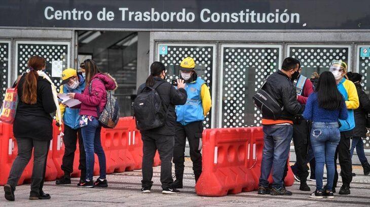 Bloquean 27 accesos a la ciudad de Buenos Aires y endurecen los controles