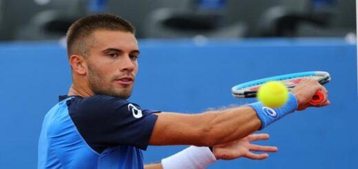 Coronavirus: alarma en el tenis porque Coric y dos entrenadores también dan positivo al covid-19 tras el torneo organizado por Djokovic