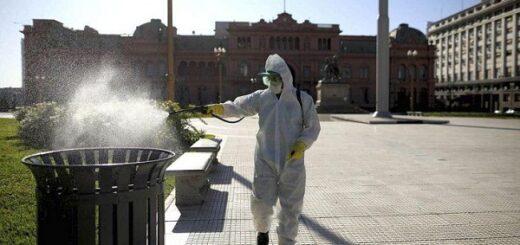 Coronavirus: con 1208 nuevos casos, son 32.785 los infectados y 854 los muertos en Argentina