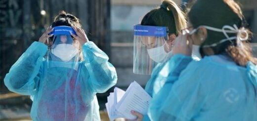 Con 1386 nuevos casos, son 27.373 los infectados y 765 los muertos con coronavirus en Argentina