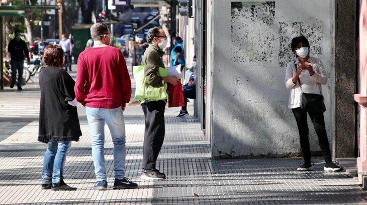 Confirmaron tres nuevas muertes y suman 1283 las víctimas fatales con coronavirus en el país