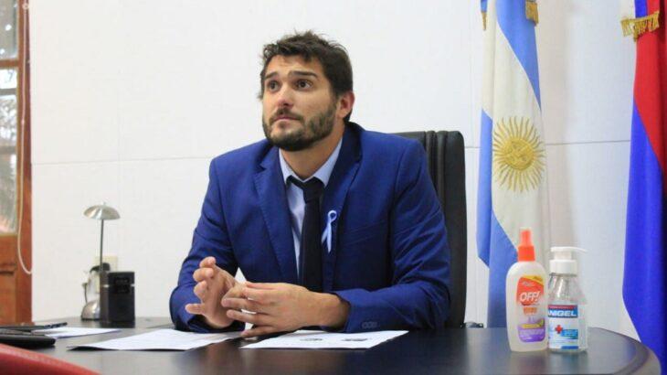 Facundo López Sartori: «Al sistema político nos unió mucho la pandemia»