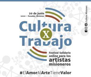 Coronavirus: el 20 de junio se realizará el primer festival solidario de artistas misioneros