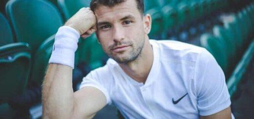 Coronavirus en el tenis: Dimitrov participó del torneo organizado por Djokovic y dio positivo de coronavirus