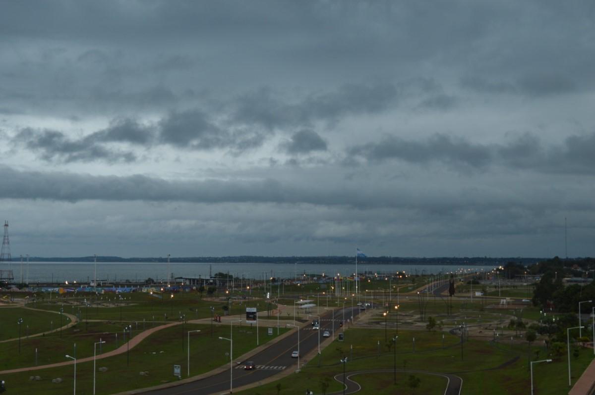 El Servicio Meteorológico Nacional emitió una alerta para Misiones por lluvias y tormentas fuertes
