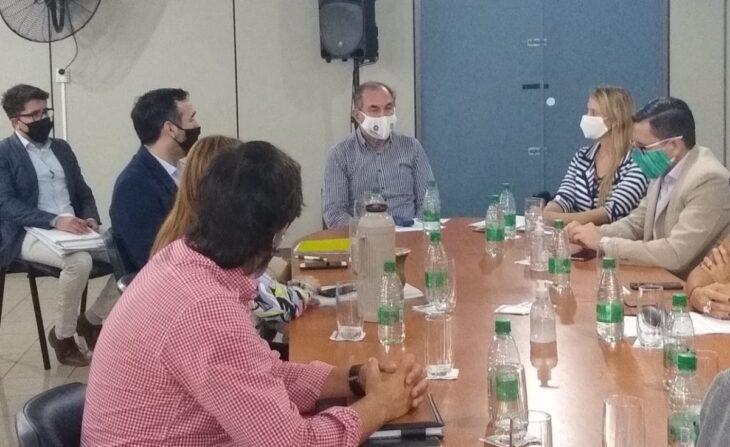 Posadas: Leonardo Stelatto presidió la reunión del Comité de Emergencia Municipal