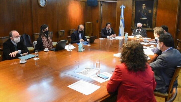 Coronavirus: Educación y Salud de la Nación avanzan en los protocolos federales para el regreso a las aulas