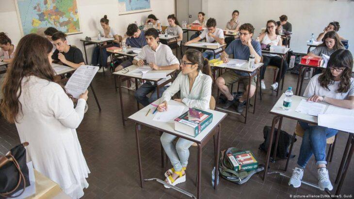 Coronavirus: el gobierno italiano anuncia que reabrirán las escuelas a partir de septiembre
