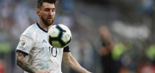 """Lionel Messi: """"Estoy listo para ir por esa copa de nuevo"""""""