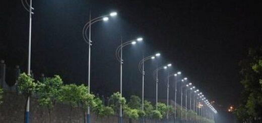 Eldorado: quieren adquirir 300 luminarias Led para mejorar el alumbrado público