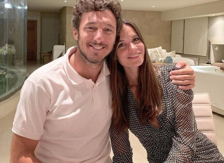 """Pico Mónaco se casó con la modelo Diana Arnopoulos: """"Quiero pasar el resto de mi vida con vos"""""""