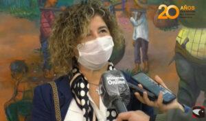 """Marta Ferreira: """"La pandemia nos deja la enseñanza de fortalecernos aún más para producir nuestros propios alimentos"""""""