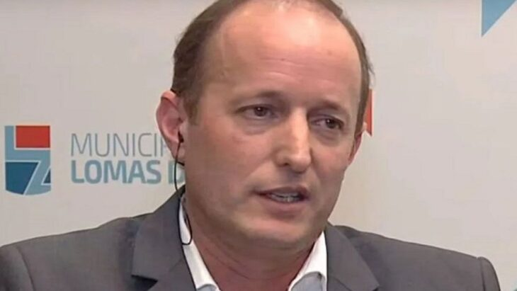 Coronavirus: le hicieron una transfusión de plasma a Martín Insaurralde