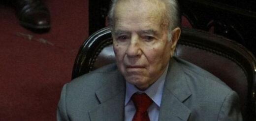 A dos días de recibir el alta, volvieron a internar a Carlos Menem