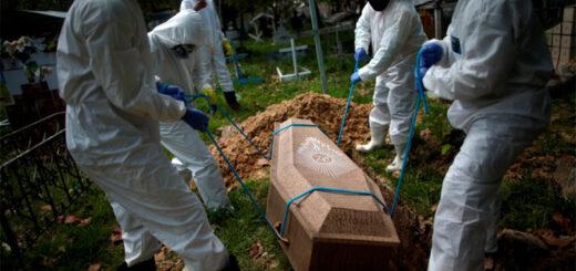 Brasil llega a 41.828 muertos y es el segundo país con más víctimas de coronavirus