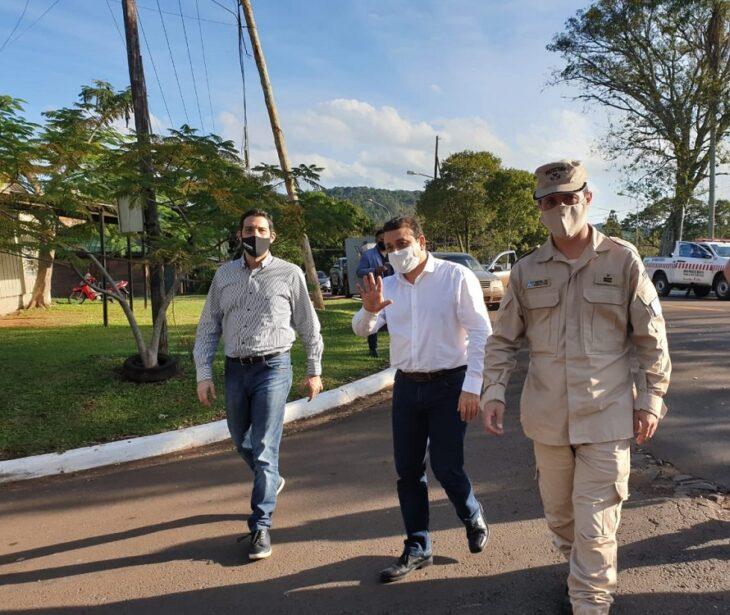 """Coronavirus: """"Cuando todos sientan que los chicos van a estar seguros, vamos a retomar las clases"""", aclaró el gobernador Oscar Herrera Ahuad"""
