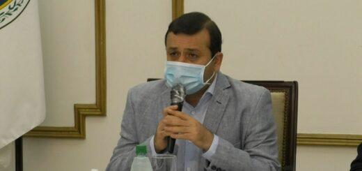 El Gobernador Oscar Herrera Ahuad apeló a la responsabilidad de todos en el Día del Padre