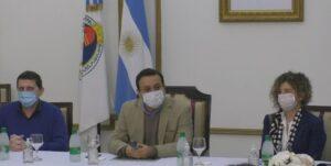 Herrera Ahuad presentó el programa de fomento y crédito a la economía de la familia agricultora misionera