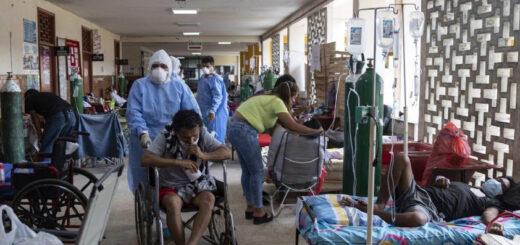 Perú superó a Italia y es el séptimo país con más casos de COVID-19