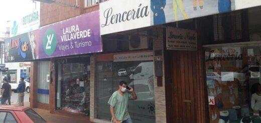 Coronavirus: Oberá decidió extender el horario comercialhasta las 19