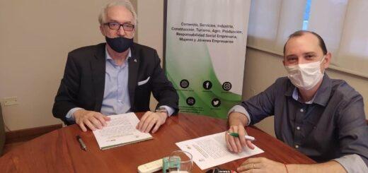 El Parque Industrial y de la Innovación firmó un convenio con la CEM para futuras radicaciones de empresas