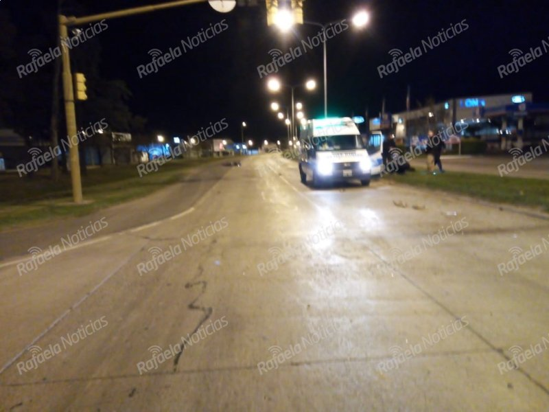 Gendarme misionero falleció en un accidente de tránsito en Rafaela