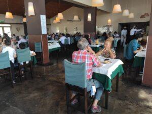 Restaurantes posadeños celebran la clientela en el domingo especial del Día del Padre