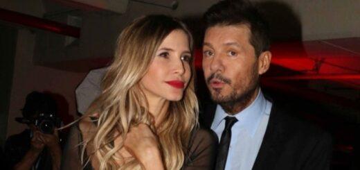Marcelo Tinelli anunció en su cuenta de Instagram que está separado de Guillermina Valdés