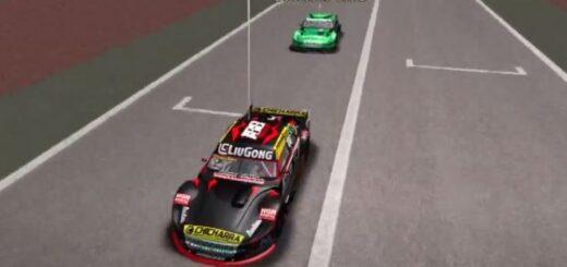 Automovilismo: Nicolás Trosset ganó en Posadas y continúa puntero del #TcEnCasa