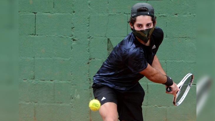 """Thiago Messa, tenista misionero: """"Hay que tener paciencia y no dejar las metas de lados"""" - MisionesOnline"""