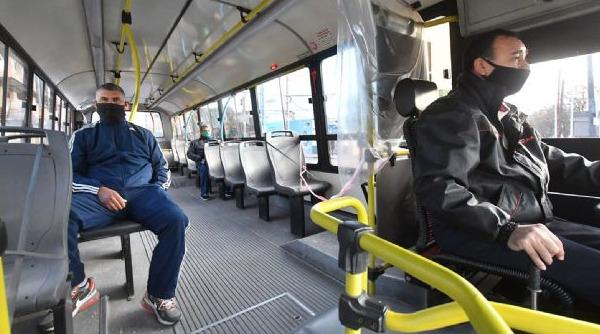 Buenos Aires: el transporte público se habilita solo para trabajadores esenciales