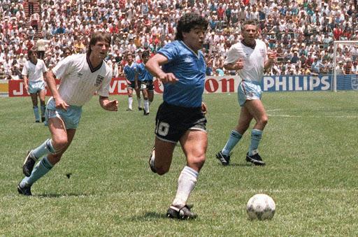 """Maradona, a 34 años del duelo con Inglaterra: """"Más no le puedo pedir a la vida"""