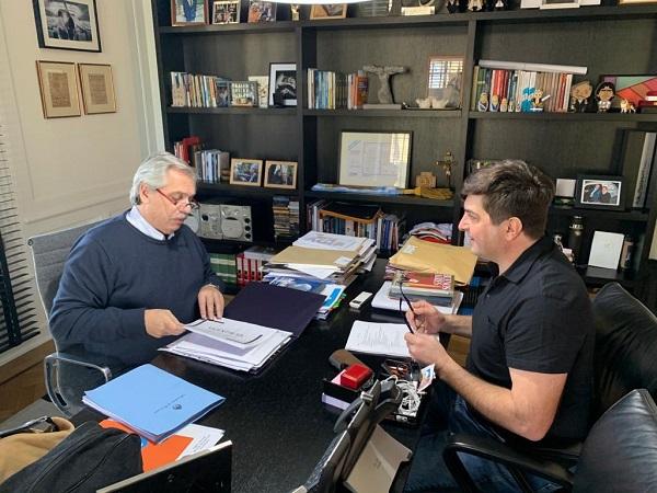 Gabriel Delgado habló sobre Vicentin: «No nos aferramos a los instrumentos»