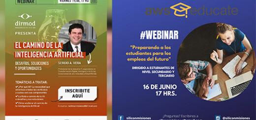 """Hoy se dictará el seminario web """"Preparando a los estudiantes para los empleos del futuro"""" organizado por Silicon Misiones"""