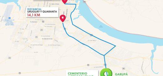 Dónde funcionará el Cementerio Parque Metropolitano del Gran Posadas