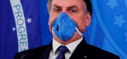 Coronavirus: expectativa en Brasil por el resultado del test de Jair Bolsonaro
