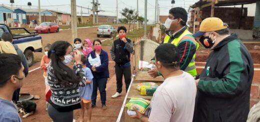Este sábado, el deporte en acción llegará con su movida solidaria a Puerto Iguazú