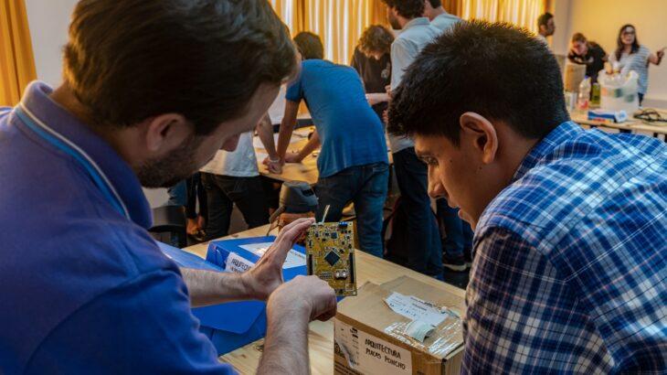 Inicia la Tecnicatura en Robótica y Automatización Industrial en la UGD